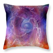 Love Of Creation Throw Pillow