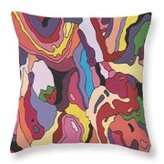 Love Of Nature Throw Pillow