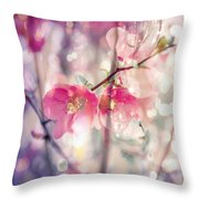 Love Song Throw Pillow by Toni Hopper