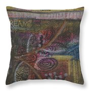 Love To Dream Throw Pillow