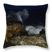 Love Wave Throw Pillow