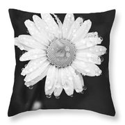 Love Weeps Throw Pillow