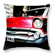 Love Will Change The World Throw Pillow