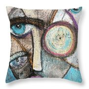 Love You Are Right By My Side Throw Pillow