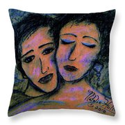 Love You Dearly Throw Pillow