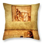 Love Your Neighbor As Yourself Throw Pillow