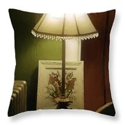 Lovelight Throw Pillow
