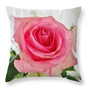 Loveliness Throw Pillow