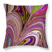 Lovely As Ever Throw Pillow