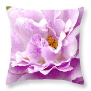 Lovely In Lavender Throw Pillow