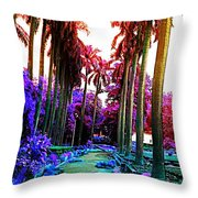 Lovely Spot Throw Pillow