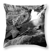 Lover's Lane Loop Six Throw Pillow