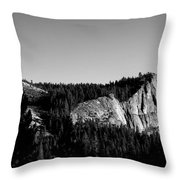 Lovers Leap Throw Pillow