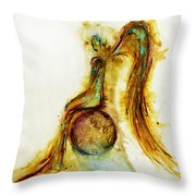 Loving Throw Pillow
