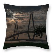 Lowcountry Grace Throw Pillow