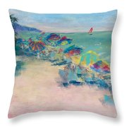 Lowdermilk Park  Throw Pillow