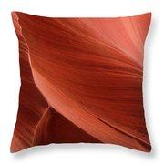 Lower Antelope Canyon 2 7855 Throw Pillow