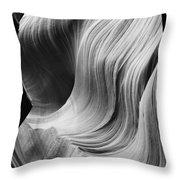 Lower Antelope Canyon 2 7877 Throw Pillow