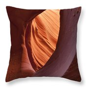Lower Antelope Canyon 2 7898 Throw Pillow