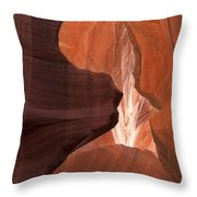 Lower Antelope Canyon 2 7912 Throw Pillow