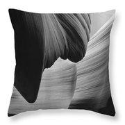 Lower Antelope Canyon 2 7923 Throw Pillow