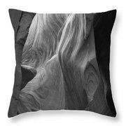 Lower Antelope Canyon 2 7946 Throw Pillow