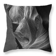 Lower Antelope Canyon 2 7951 Throw Pillow