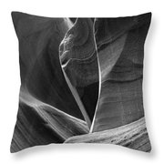 Lower Antelope Canyon 2 7968 Throw Pillow