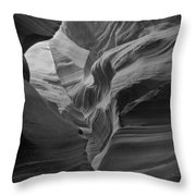 Lower Antelope Canyon 2 7987 Throw Pillow