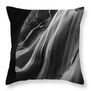 Lower Antelope Canyon 2199 Throw Pillow