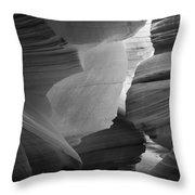 Lower Antelope Canyon 2214 Throw Pillow