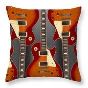 Lp - 2 Throw Pillow by Mike McGlothlen