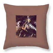 lrs Lee Alan Proud Oneofthe Clearing Alan Lee Throw Pillow