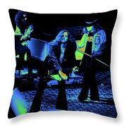 Ls #42 Crop 2 Enhanced Cosmically 2 Throw Pillow