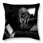 Ls #43 Throw Pillow