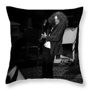 Ls #44 Crop 2 Throw Pillow