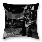Ls #45 Crop 2 Throw Pillow