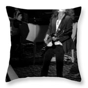 Ls #46 Crop 2 Throw Pillow