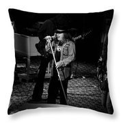 Ls #47 Crop 2 Throw Pillow