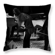 Ls #48 Throw Pillow