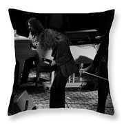Ls #48 Crop 2 Throw Pillow