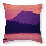 Luang Prabang Throw Pillow