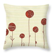 Lubi - S02-03a Throw Pillow