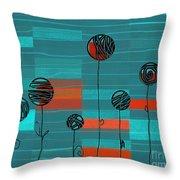 Lubi - S02-222b Throw Pillow