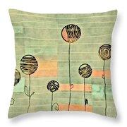 Lubi - S02-34ab Throw Pillow