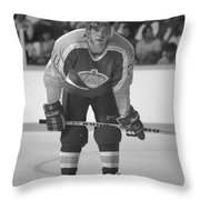 Luc Robitaille Throw Pillow