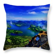 Lucerne Throw Pillow