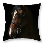 Lucia-cora17 Throw Pillow