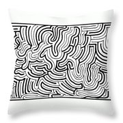 Lucidity Throw Pillow