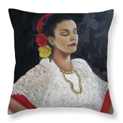 Lucinda Throw Pillow